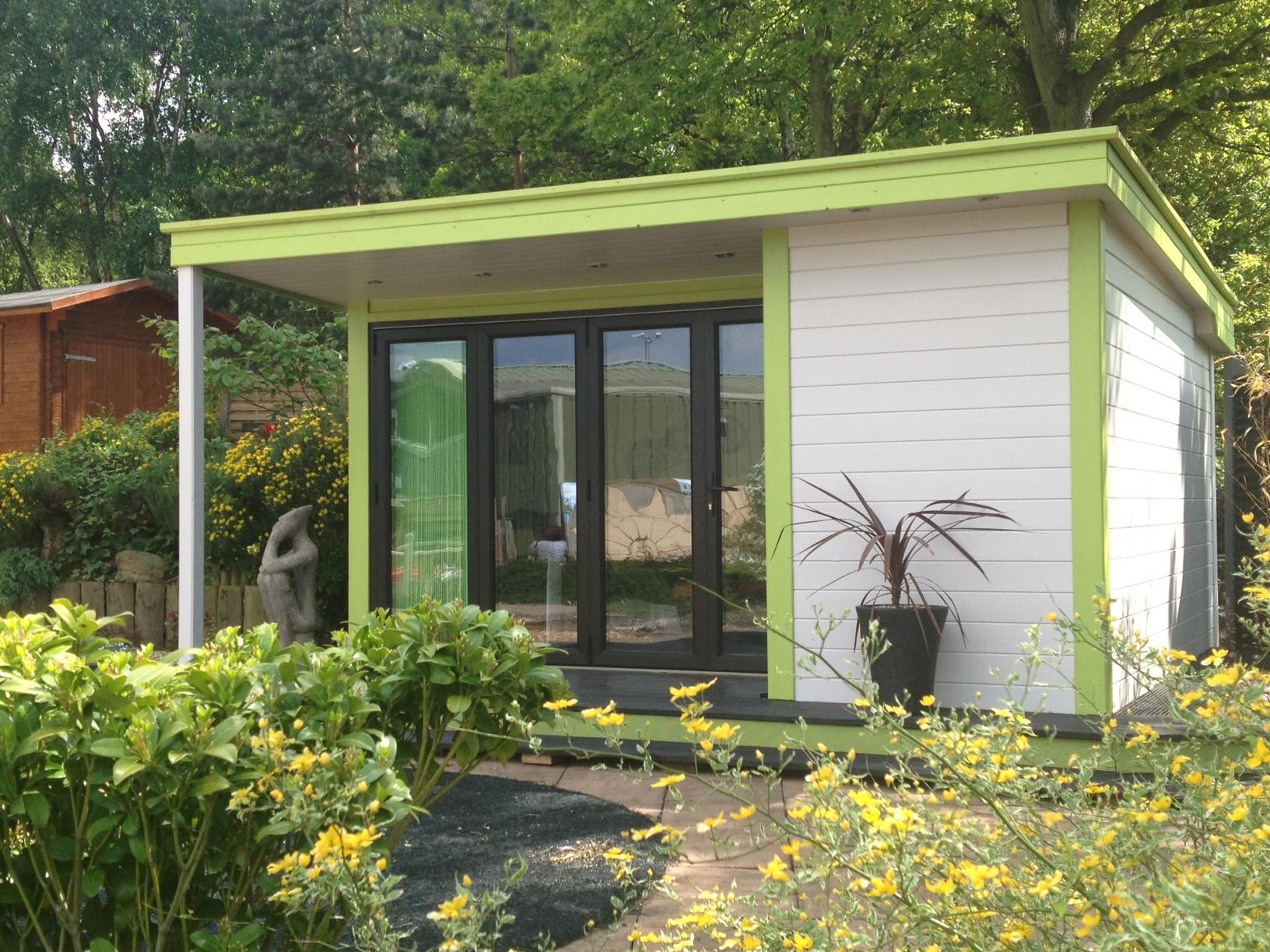 Midgley green cabins sunny