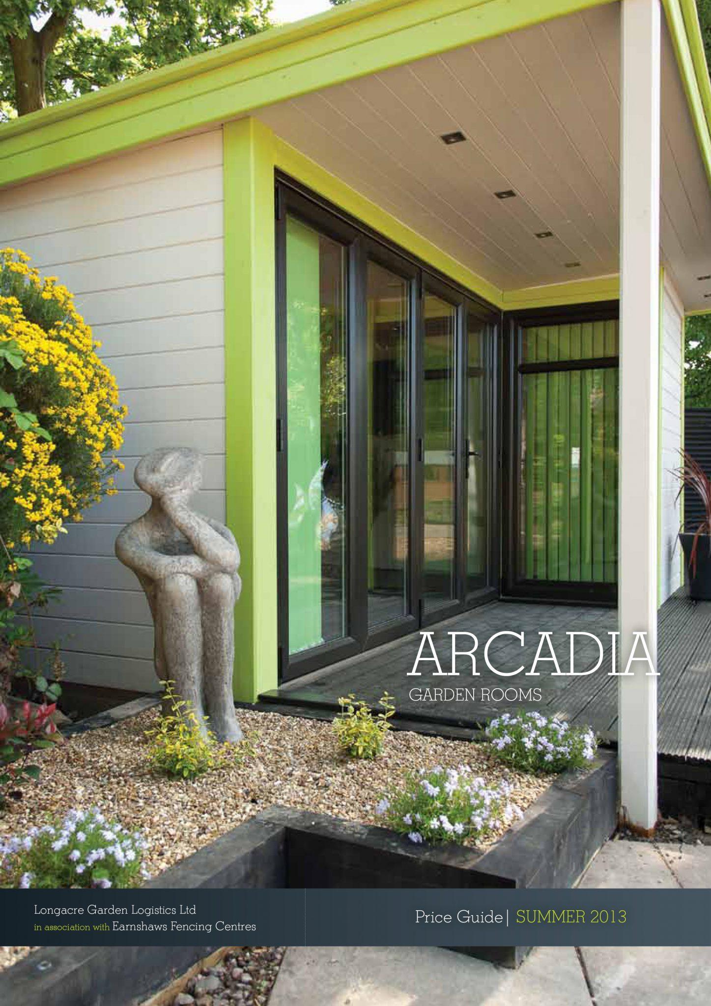 Arcadia Brochure 2013