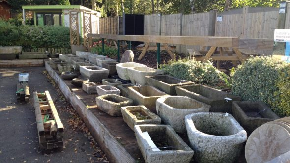 24th October – New Range of Hand Carved Troughs