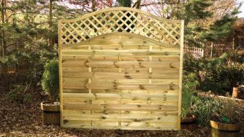Premium Fence Panels