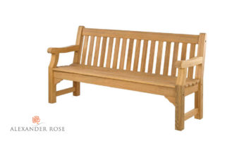 Alexander Rose Hardwood Benches