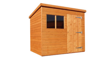 Bentley Supreme Pent Shed