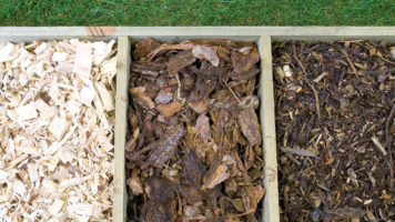 Composts and Mulch