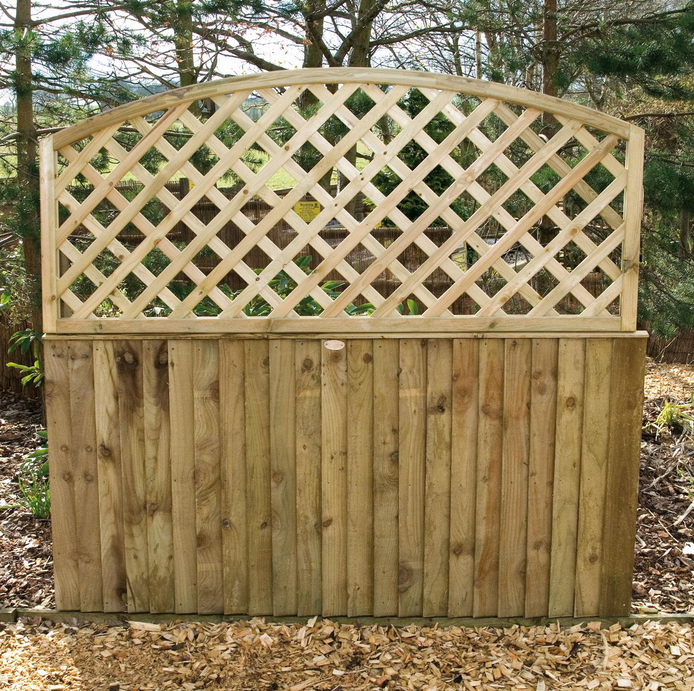 Marvelous photograph of  Cedar Lattice Fence Panels For Sale as well Lattice Top Privacy Fence with #634C2A color and 1400x1395 pixels