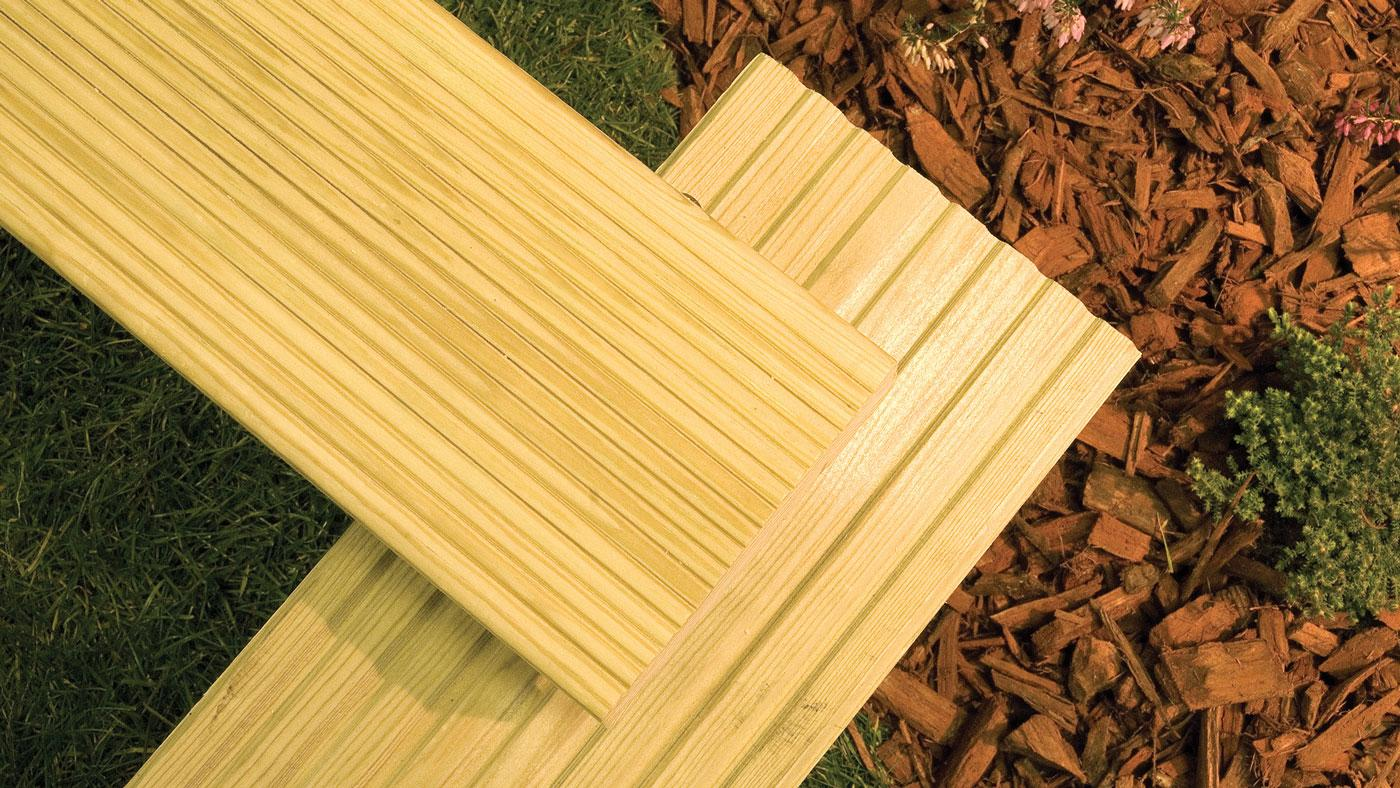 Decking boards earnshaws fencing centres for Garden decking for sale