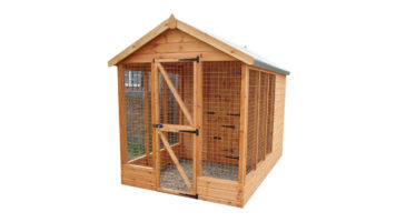 Deluxe Apex Dog Kennel