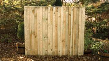 Featheredge Fence Panels