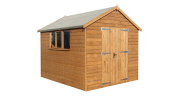 Groundsman Shed