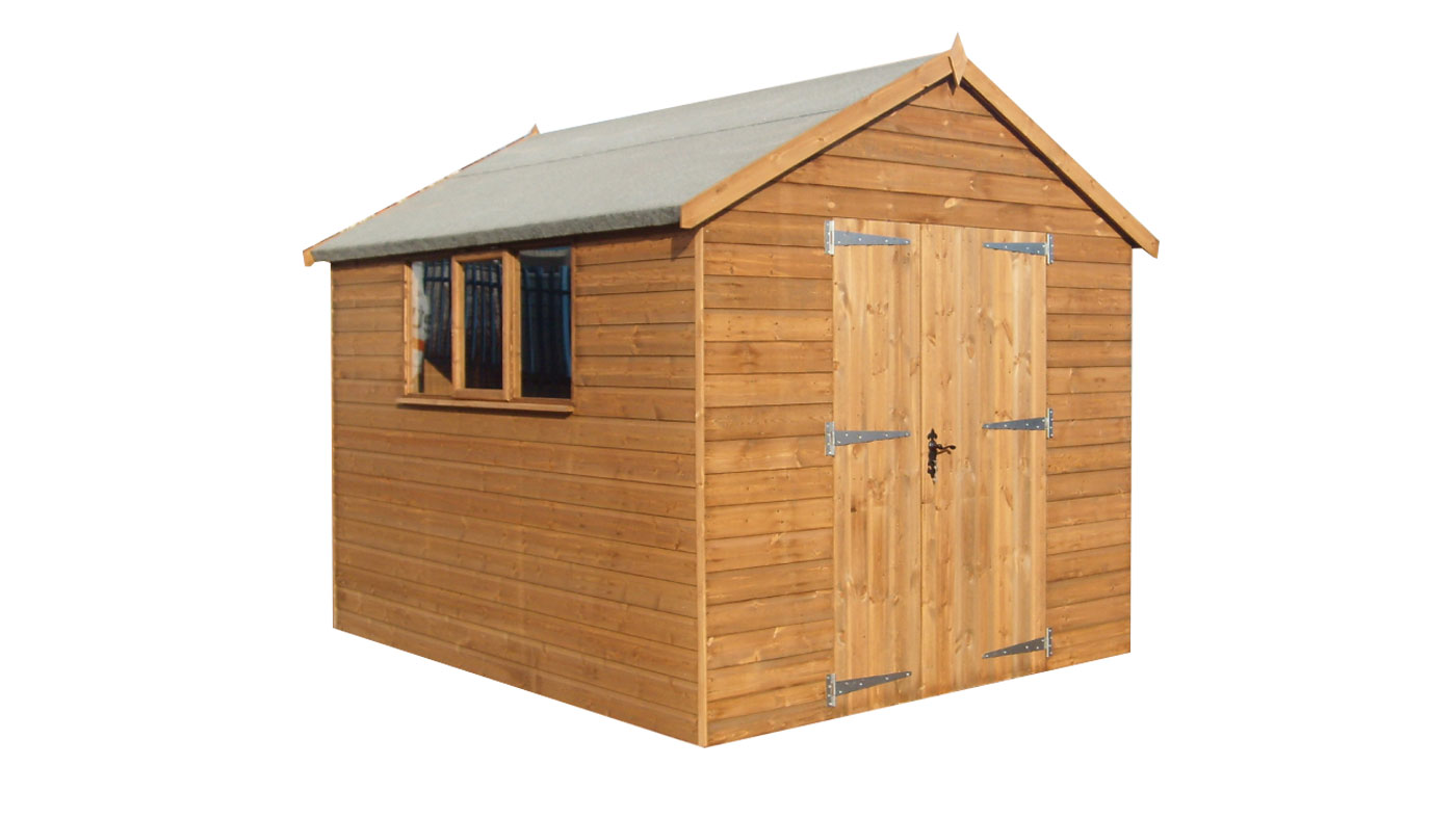 Garden Sheds Huddersfield garden shed - timber sheds - earnshaws fencing