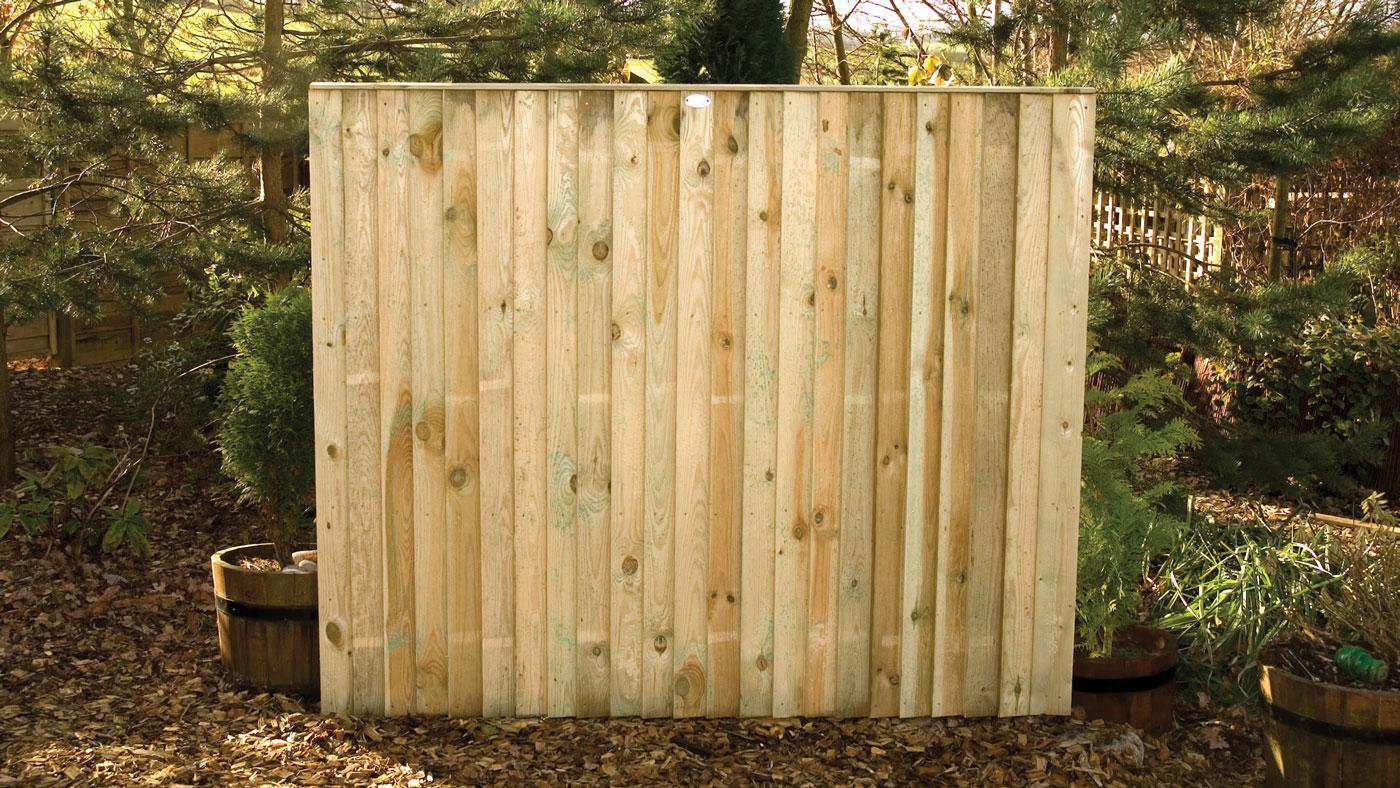 Heavy Duty Featheredge Fence Panels Earnshaws Fencing