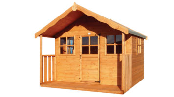 Ladybird Cottage Playhouse
