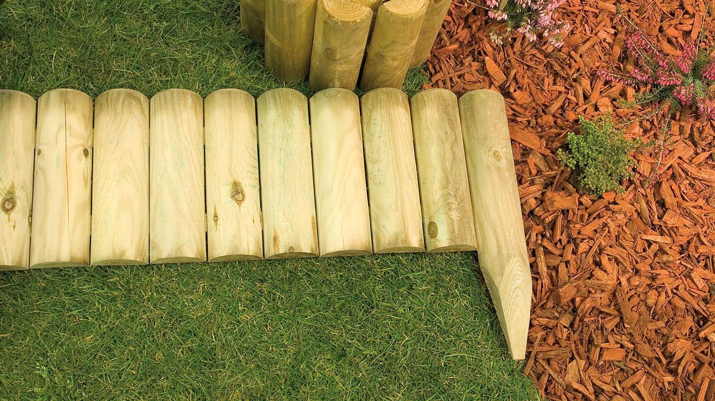 Log Roll Panels Earnshaws Fencing Centres