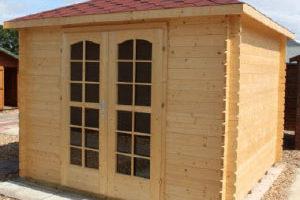 Lydford Square Cabin