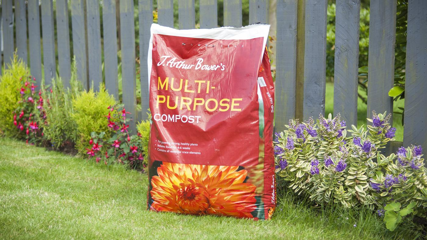 Multi purpose compost earnshaws fencing centres