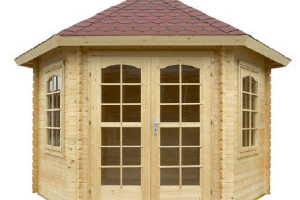 Newport Hexagonal Cabin