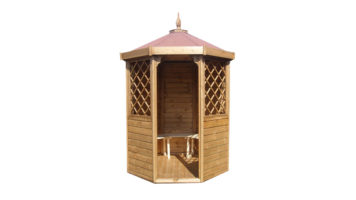 Octagonal Arbour Summerhouse