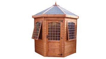 Octagonal Summerhouse
