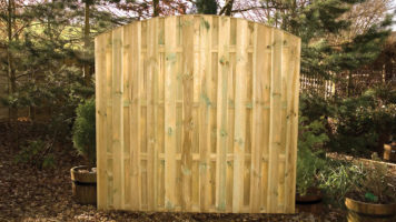Paled Panels, Palisade and Picket Fencing