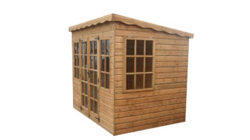 Pent Summerhouse