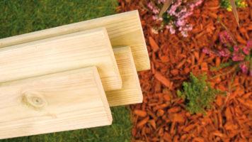 Planed Sawn Timber