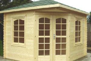 Radnor Log Cabin