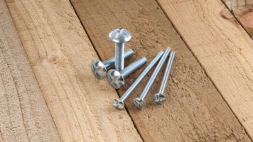 Roofing Bolts BZP
