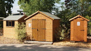 Garden Sheds Huddersfield sheds and outdoor buildings - earnshaws fencing centres