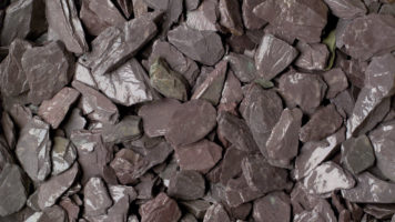 Slate Chippings Plum