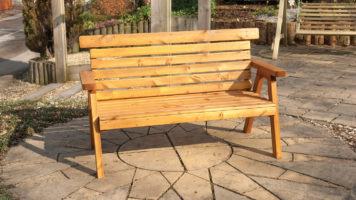 Softwood Garden Seating and Benches