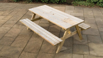 Stocksmoor Picnic Benches