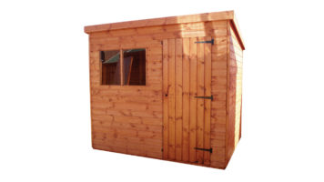 Superior Pent Shed