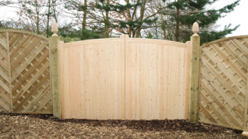 Tankersley Bow Top Gate