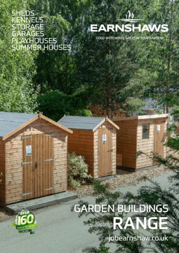 Garden Buildings Range 2021