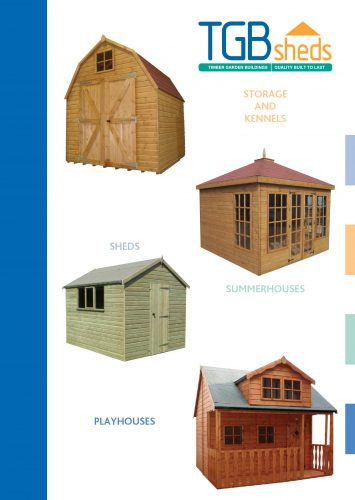 TGB Sheds Brochure