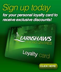 Earnshaws Loyalty Card