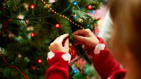 Festive Photography Competition – Best Dressed Christmas Tree