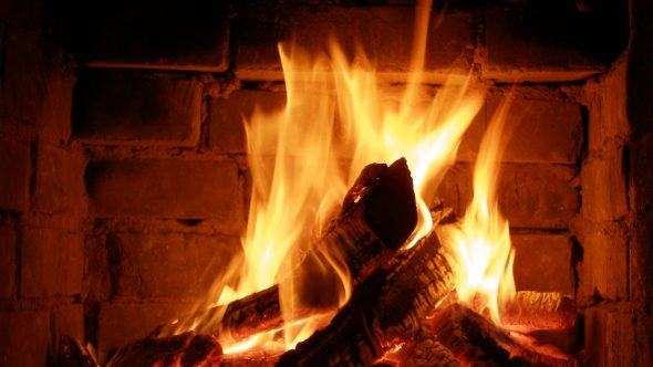 The Art of the Real Fire – Earnshaws NEW Firewood Centre at Midgley