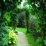 garden archway