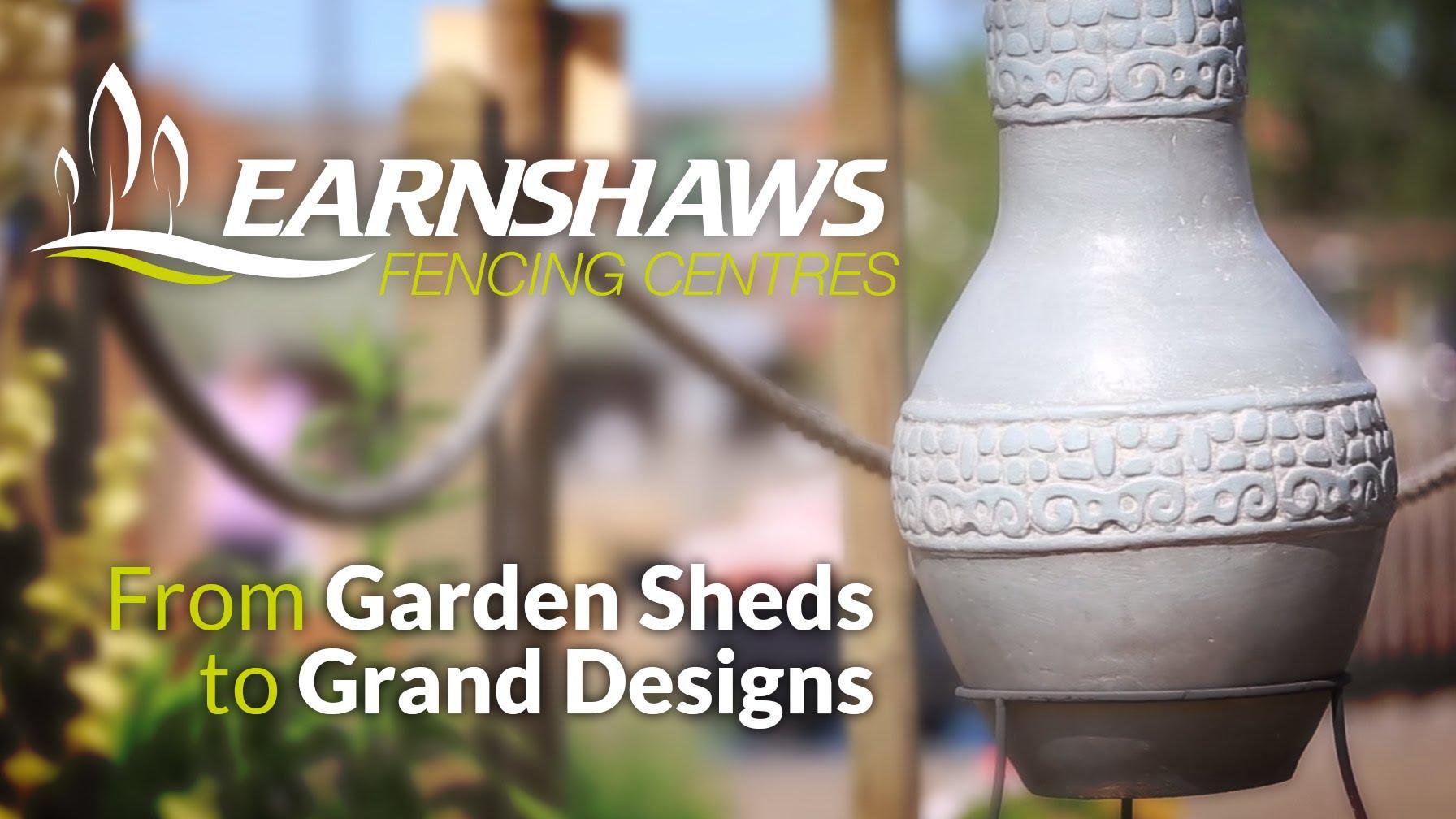 Garden Sheds to Grand Designs