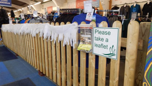 Making an Impact at GO Outdoors!