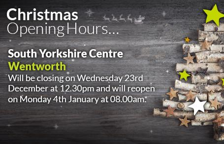Wentworth Opening Hours