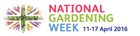 National Gardening Week 2016