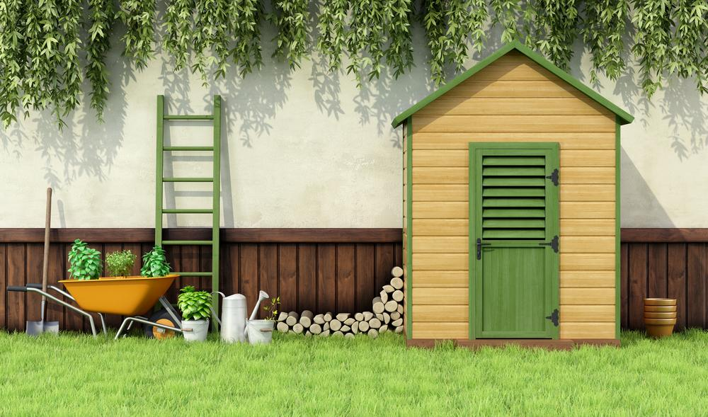 Shed mania