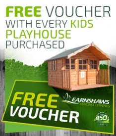 Latest Offers at Earnshaws Fencing Centres