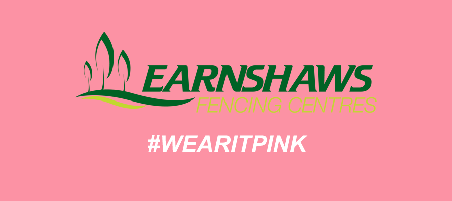 Earnshaws supporting cancer awareness