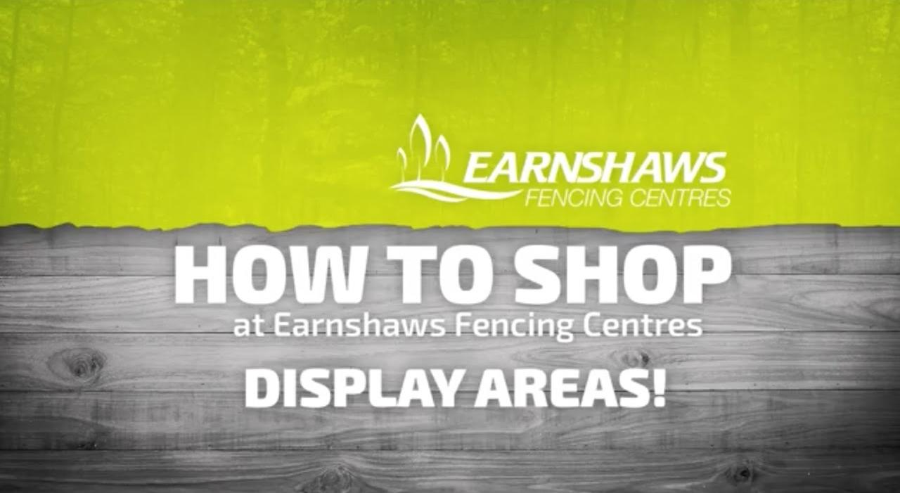 How to Shop – Display Areas