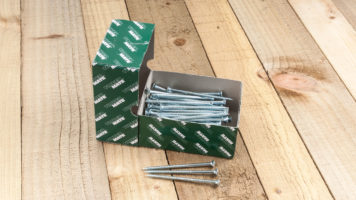 Twinthread Woodscrews