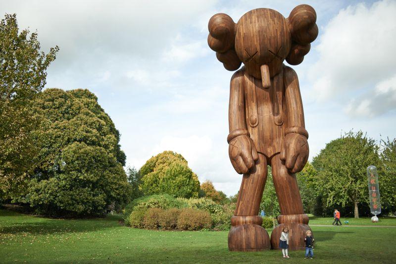 Teak at Yorkshire Sculpture Park