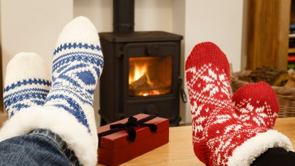 The Hearth of the Matter… Warm Up to a Wood-Burning Stove this Winter