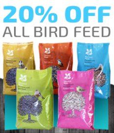 Birdfeed Offer